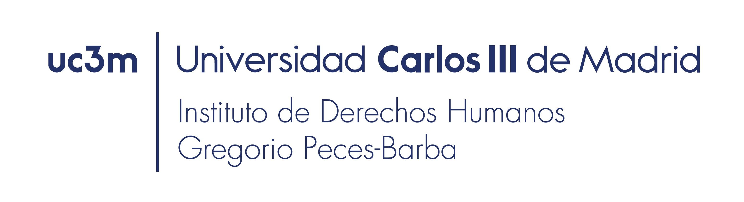 Logo del Instituto de Derechos Humanos Gregorio Peces-Barba